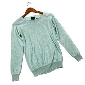 Stitch Fix Market & Spruce Mint Green Sweater XS